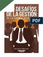 20151IWN261T251_Los Desafios de La Gestion - Nicolas Majluf