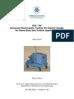 Advanced Electrostatic Turbine Oil Cleaner DesignFULLTEXT01 (1).pdf
