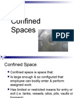 Confined Space