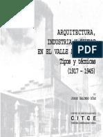 Arquitectura Industrial del Valle del Cauca