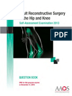 AAOS Adult Recon Hip & Knee 2013 (1)