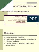 Profession of Veterinary Medicine