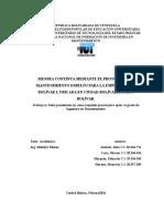 Mejora Mtto Esbelto Para La Empresa Silos Bolivar i
