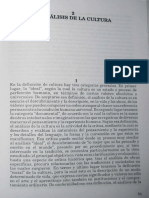 Williams, Raymond. 'El Análisis de La Cultura' en La Larga Revolución.
