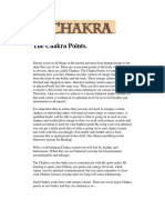 (eBook - Chakra) the Chakra Points