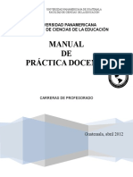 Manual de Practica Docente Version Final 21-4-12