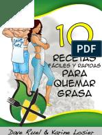 10RecetasQuemaGrasa