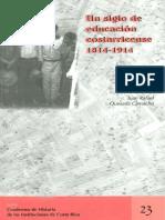 Un siglo de educacion costarricense.pdf