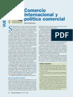Comercio Internacional y Política Comercial by FMI