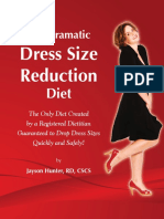 FYM Dress Size Reduction Diet