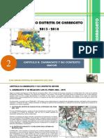 Plan Urbano Distrital Characato