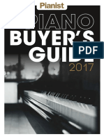 Pianist - Piano Buyer's Guide 2017