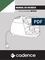 Mini processador MPR500