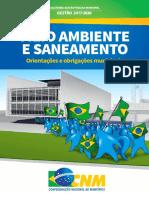 Meio Ambiente e Saneamento-Orientacoes e Obrigacoes Municipais -2017-2020