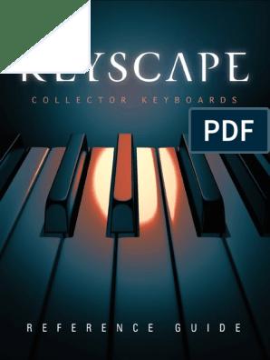 Keyscape Spectrasonics   Installation (Computer Programs
