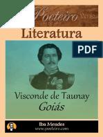 Goias - Visconde de Taunay