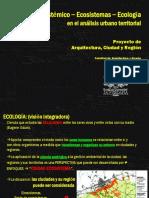 03 Enfoque Sistemico Ecosistemas Ecologia