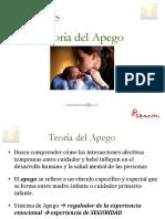 Clase 4, Apego e Intervenci+¦n Temprana DIPLOMADO