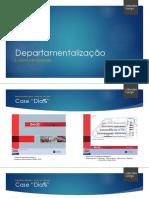 ValentimVarejo - Departamentalização e GC