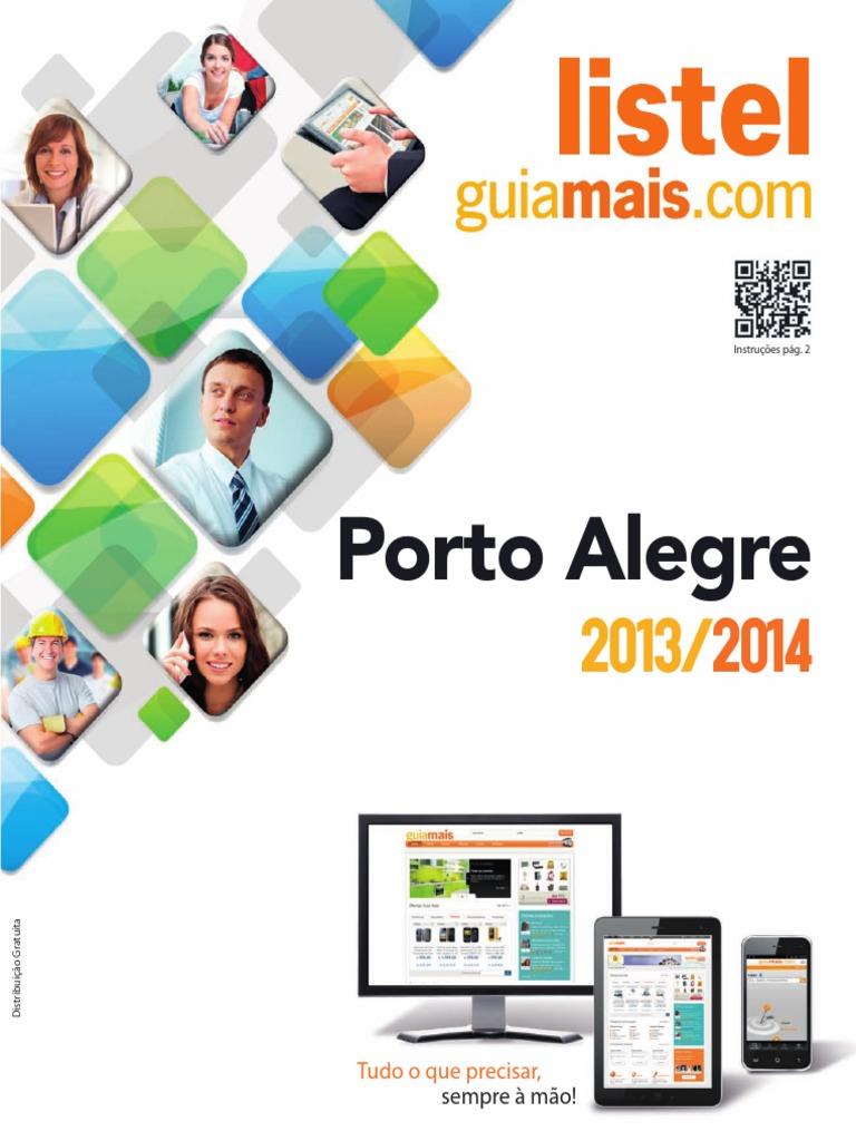 Listel - Porto Alegre (2013 e 2014) 0886bcd0ea