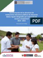 CARACTERIZACION de directivos designados.pdf
