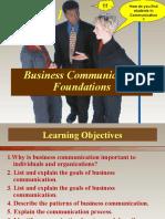 Business Communication Foundation