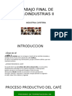 Trabajo Final de Agroindustrias II