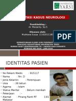 Stase Neuro - Case Epilepsi