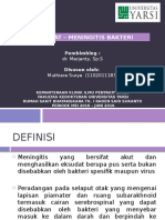 Stase Neuro - Referat Meningitis Bakterialis (1)