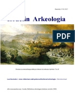 Israelin (taas deletoitu) Arkeologia
