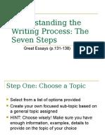 Writing Process 7 Steps1