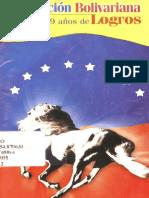 Revolucion Bolivariana 9 Anos de Logros
