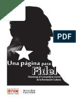 Una Pagina Para Fidel(1)