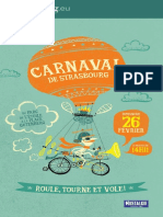 Programme Canaval Strasbourg 2017
