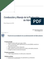 Conduccion y Manejo de La Produccion De
