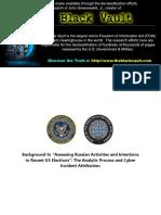Rusia espionaje