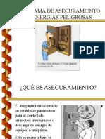 ASEGURAMIENTO DE ENERGIAS PELIGROSAS.ppt