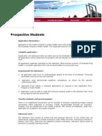 MMR UGM Prospective