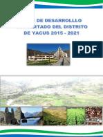 PDC Actualizado Yacus 2015