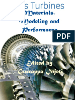 Gas Turbines Materials Modeling and Performance