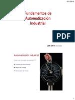 Clase Automatizacion