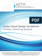 AETM Audio Visual Design Guidelines 2nd Edtion 2015 Protected