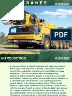 Presentation on Mobile Cranes1124
