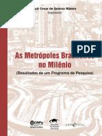 Metrópoles Brasileiras no Milênio.pdf