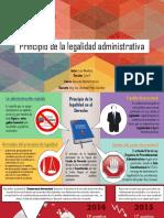 Principio de Legalidad Administrativa