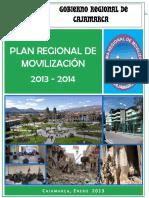 Plan Regional de Movilización 2013 - 2014 Tacna
