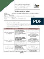 PROTOCOLO INSTITUCIONAL PARA LA CELEBRACIÓN DE LA COMUNIDAD ESTUDIANTIL