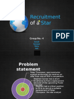 HRRecruitment of a Star.pptx