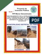 Pip Menor - Huaracillo - PDF