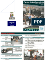 Programa Tabayesco 2017